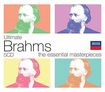 CD Ultimate Brahms di Johannes Brahms