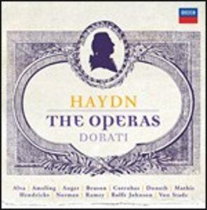 CD Opere complete di Franz Joseph Haydn