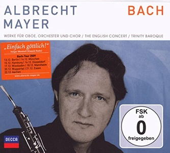 CD Werke fur Oboe, Orcheste di Johann Sebastian Bach