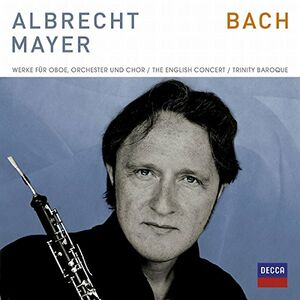 CD Werke fur Oboe, Orchestr di Johann Sebastian Bach
