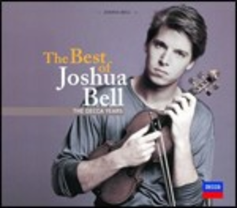 CD The Best of Joshua Bell. The Decca Years