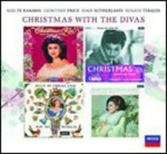 CD Christmas with the Divas