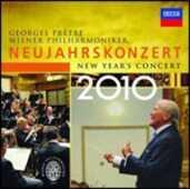 CD Concerto di Capodanno 2010 Georges Prêtre Wiener Philharmoniker