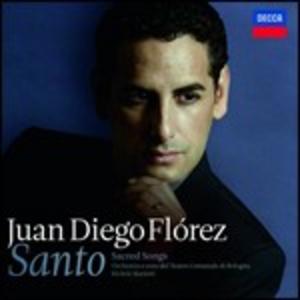CD Santo. Sacred Songs