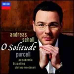CD O Solitude di Henry Purcell