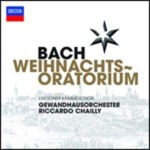 CD Oratorio di Natale (Weihnachts-Oratorium) di Johann Sebastian Bach