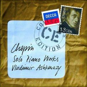 CD Musica per pianoforte completa di Fryderyk Franciszek Chopin