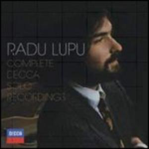 CD Complete Decca Solo Recordings