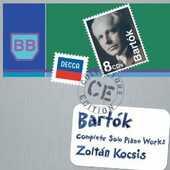 CD Musica per pianoforte completa Bela Bartok Zoltan Kocsis