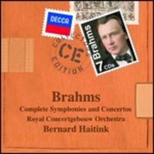 Foto Cover di Concerti e sinfonie complete, CD di AA.VV prodotto da Decca
