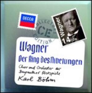 CD L'anello del Nibelungo di Richard Wagner