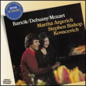 CD Sonata per 2 pianoforti / En Blanc et noir / Andante K501 Claude Debussy , Wolfgang Amadeus Mozart , Bela Bartok