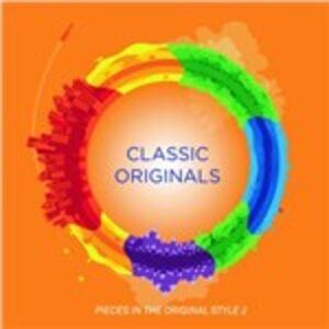 Foto Cover di Classic Originals. Pieces in the Original Style 2, CD di  prodotto da Decca