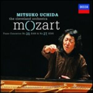 Foto Cover di Concerti per pianoforte n.20, n.27, CD di AA.VV prodotto da Decca