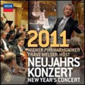 CD Concerto di Capodanno 2011