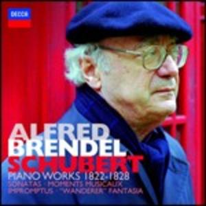 CD Musica per pianoforte 1822-1828 di Franz Schubert