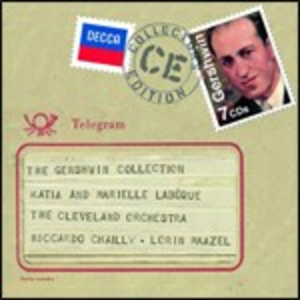 CD The Gershwin Collection di George Gershwin