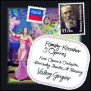 CD 5 Opere di Nikolai Rimsky-Korsakov