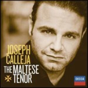 CD The Maltese Tenor
