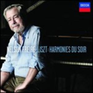 CD Harmonie du soir di Franz Liszt