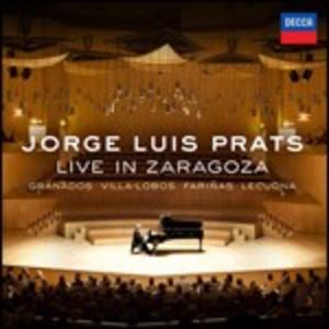CD Live in Zaragoza