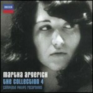 Foto Cover di The Collection 4. The Complete Philips Recordings, CD di Martha Argerich, prodotto da Decca