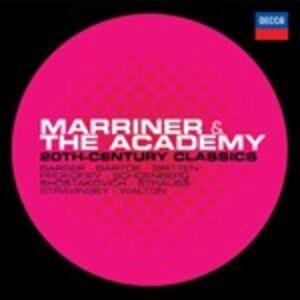 CD Marriner & the Academy. 20th Century Classics