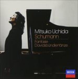 Foto Cover di Davidsbundlertanze, CD di Robert Schumann, prodotto da Decca