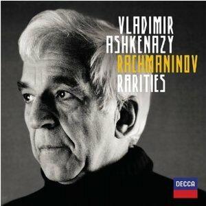 CD Rarities di Sergei Vasilevich Rachmaninov