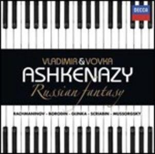 CD Russian Fantasy