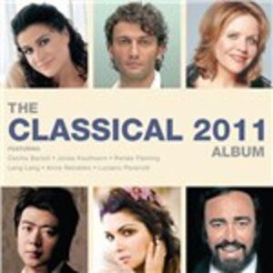 CD The Classical 2011 Album