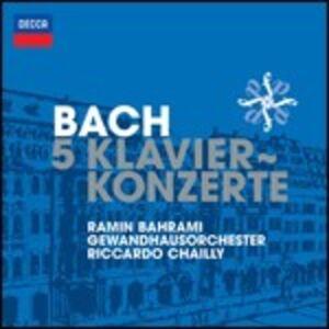 Foto Cover di Concerti per pianoforte, CD di AA.VV prodotto da Decca