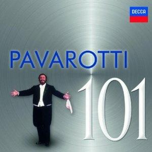 CD Pavarotti 101