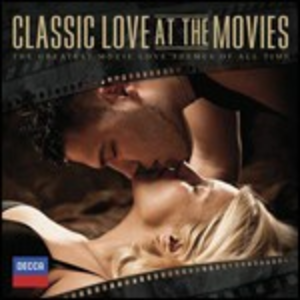 CD Classic Love at the Movies (Colonna Sonora)