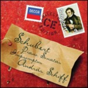 CD Sonate per pianoforte - Improvvisi di Franz Schubert