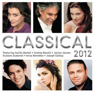 CD Classical 2012