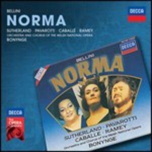 Foto Cover di Norma, CD di AA.VV prodotto da Decca