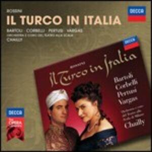Foto Cover di Il Turco in Italia, CD di AA.VV prodotto da Decca