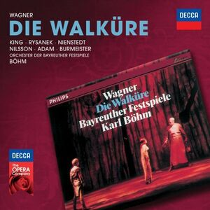 CD La Valchiria (Die Walküre) di Richard Wagner