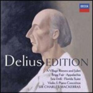 CD Delius Edition di Frederick Delius