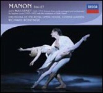 CD Manon di Jules Massenet