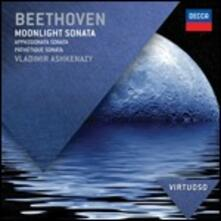 Sonate per pianoforte n.8, n.14, n.23 - CD Audio di Ludwig van Beethoven,Vladimir Ashkenazy