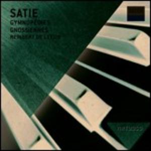 CD Gymnopedies - Gnossiennes di Erik Satie