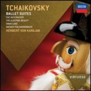 CD Suites dai balletti di Pyotr Il'yich Tchaikovsky