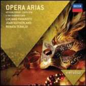 CD Celebri arie d'opera Luciano Pavarotti Joan Sutherland Renata Tebaldi