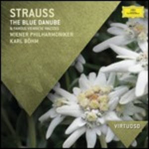 CD Sul bel Danubio blu. Valzer di Johann Strauss