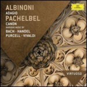 Foto Cover di Musica barocca, CD di AA.VV prodotto da Decca