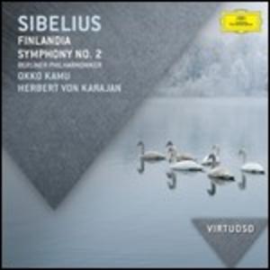 CD Poemi sinfonici di Jean Sibelius