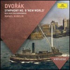 CD Sinfonia n.9 di Antonin Dvorak