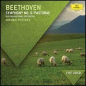 CD Sinfonie n.6, n.8 di Ludwig van Beethoven